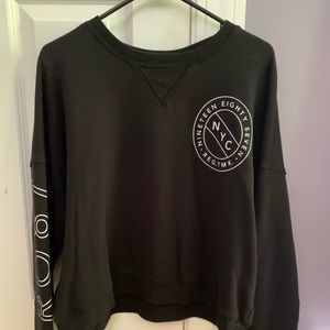 Aeropostale Black Long Sleeve